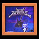 K.K. Metal Image Tag