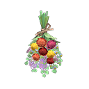 Floral swag Image Tag