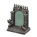 Throwback gothic mirror Image Tag