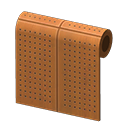 Perforated-board wall Image Tag