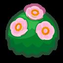 Image of Pink-camellia bush