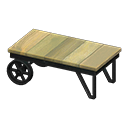 Ironwood low table Image Tag