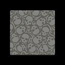 Skull-print flooring Image Tag