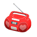 Cute music player Image Tag