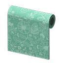 Green intricate wall Image Tag