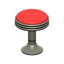 Diner counter chair Image Tag