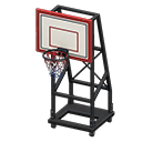 Basketball hoop Image Tag