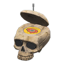 Throwback skull radio Image Tag