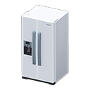 Double-door refrigerator Image Tag