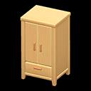 Wooden wardrobe Image Tag